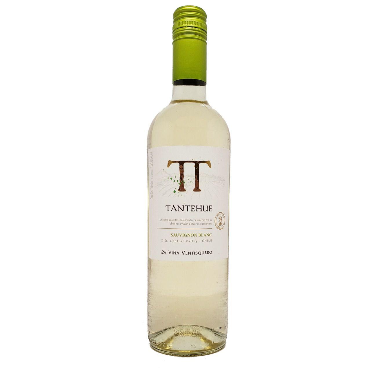 Vinho Branco Tantehue Sauvignon Blanc - 750ml -
