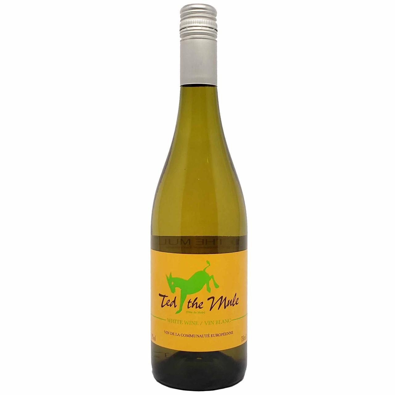 Vinho Branco Ted The Mule - 750ml -
