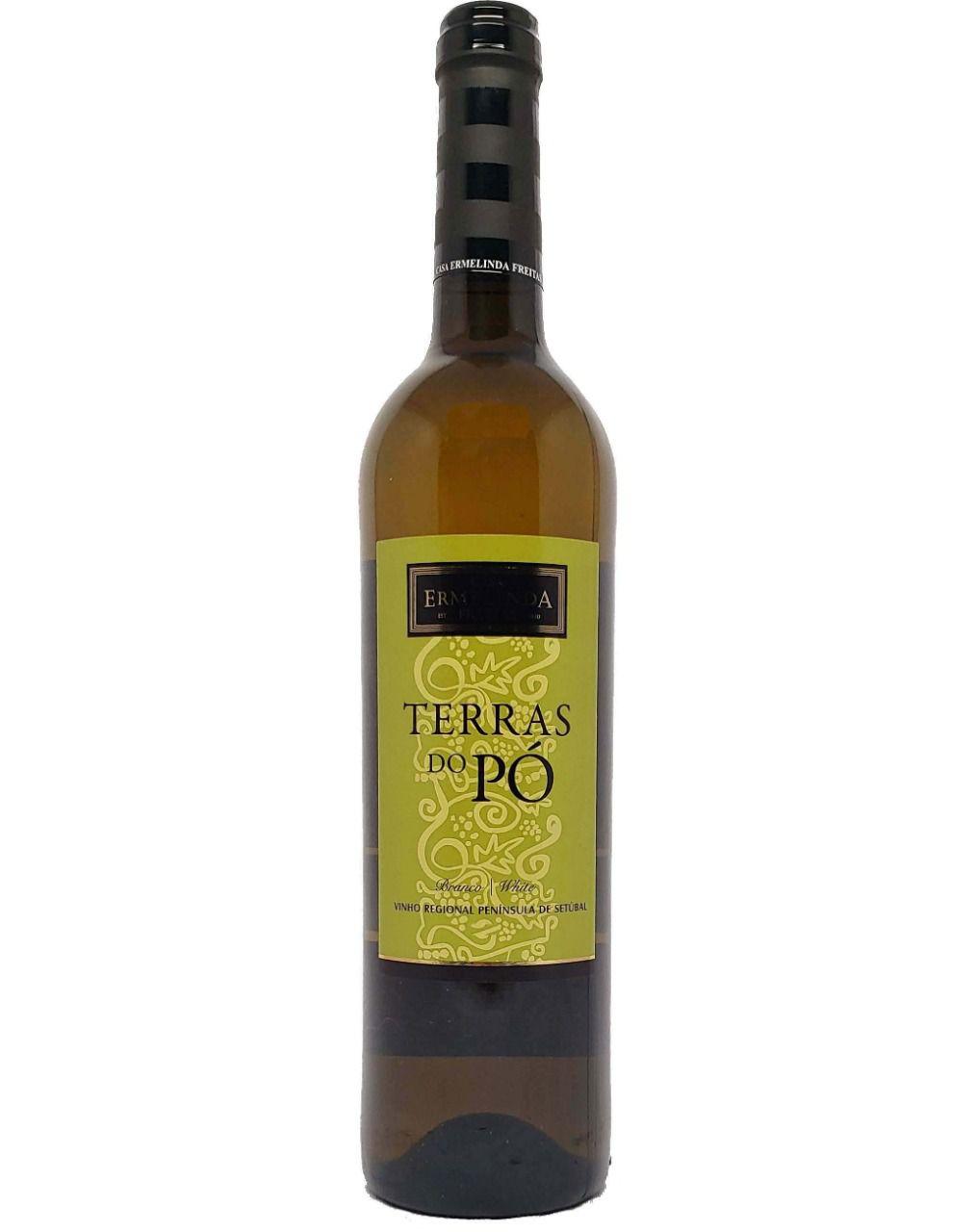 Vinho Branco Terras do Pó Casa Ermelinda Freitas - 750ml -