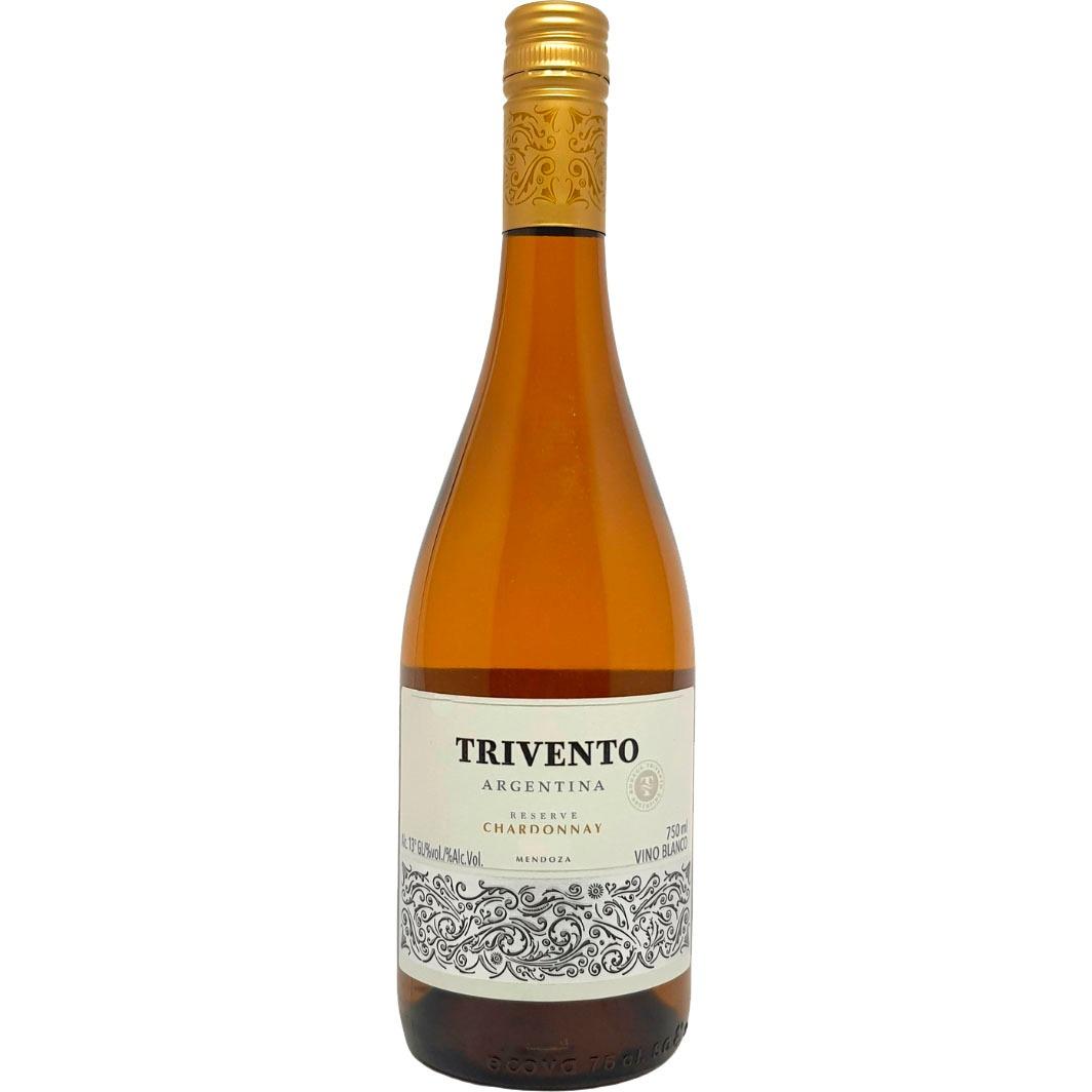 Vinho Branco Trivento Reserve Chardonnay - 750ml -