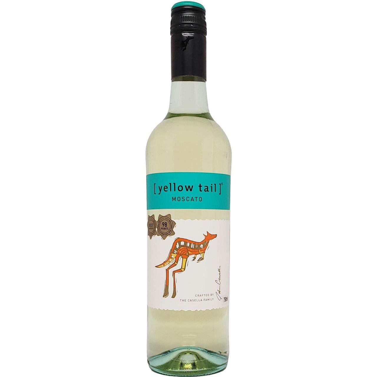 Vinho Branco Yellow Tail Moscato - 750ml -