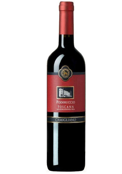 Vinho Tinto Camigliano Poderuccio Toscana - 750ml -