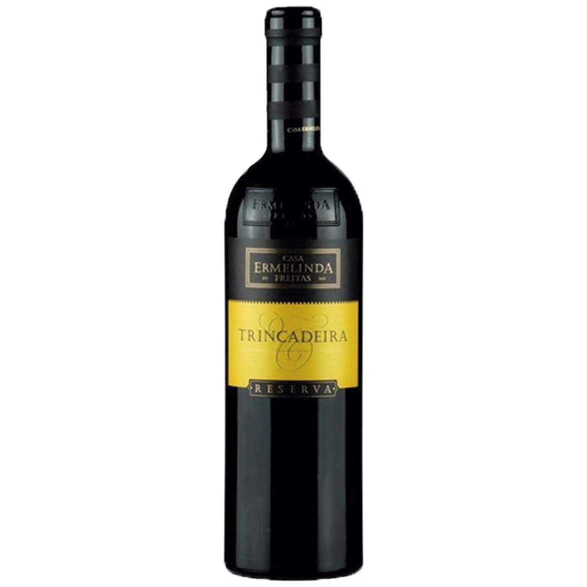 Vinho Tinto Reserva Casa Ermelinda Freitas Trincadeira  - 750ml -