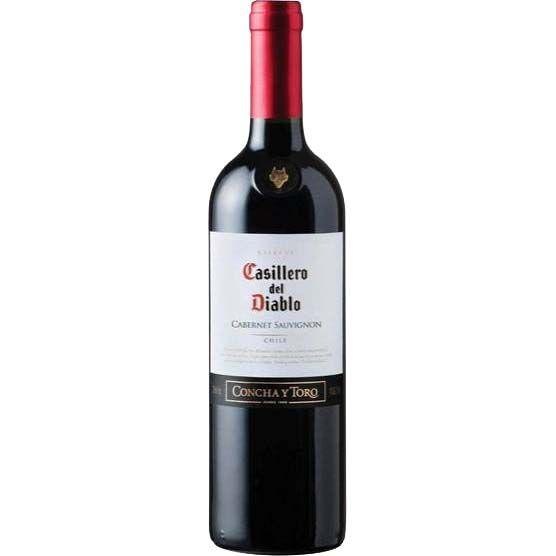 Vinho Tinto Casillero del Diablo Reserva Cabernet Sauvignon - 750ml -