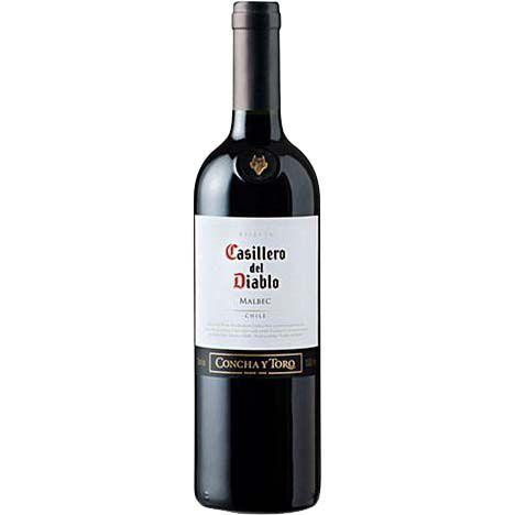 Vinho Tinto Casillero del Diablo Reserva Malbec - 750ml -