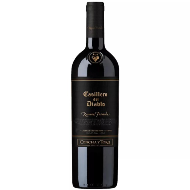Vinho Tinto Casillero del Diablo Reserva Privada - 750ml -