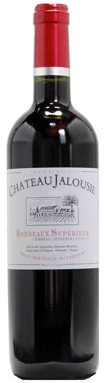 Vinho Tinto Chateau Jalousie Bordeaux Superieur - 750ml -
