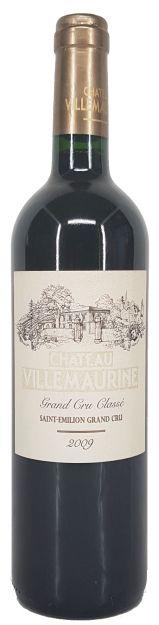 Vinho Tinto Chateau Villemaurine Grand Cru Classé Saint-Emillion - 750ml -