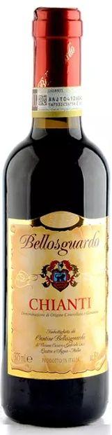 Vinho Tinto Chianti Bellosguardo - 375ml -
