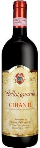 Vinho Tinto Chianti Bellosguardo - 750ml -