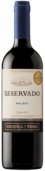 Vinho Tinto Concha Y Toro Reservado Malbec - 750ml -
