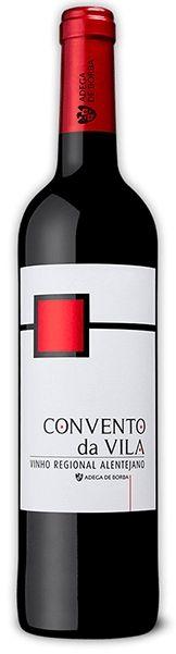 Vinho Tinto Convento da Vila - 750ml -