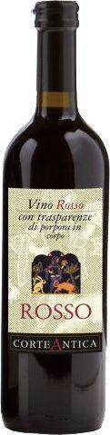 Vinho Tinto Corte Antica Rosso - 750ml -