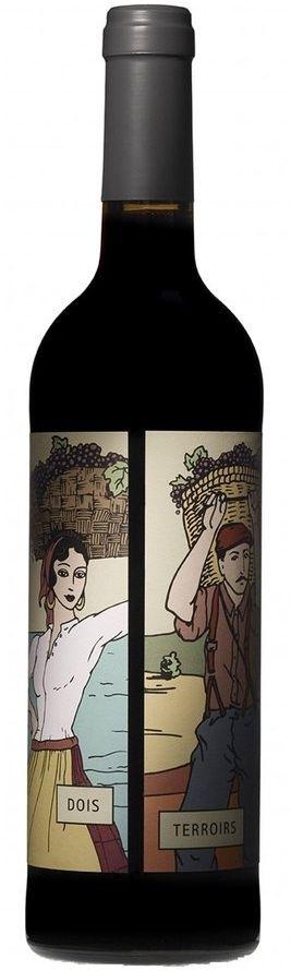 Vinho Tinto Cortes de Cima Dois Terroirs - 750ml -