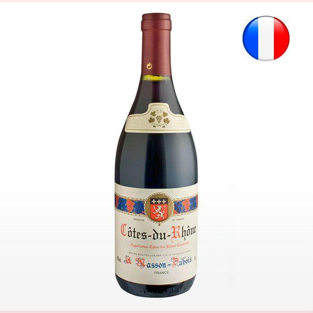 Vinho Côtes Du Rhône Masson Dubois -750 ml -