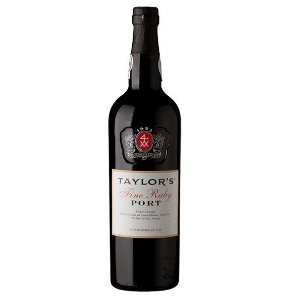Vinho do Porto Taylor's Fine Ruby - 750ml -
