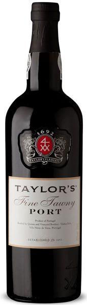Vinho do Porto Taylor's Fine Tawny - 750ml -