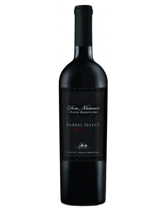 Vinho Tinto Don Nicanor Barrel Select Malbec - 750ml -