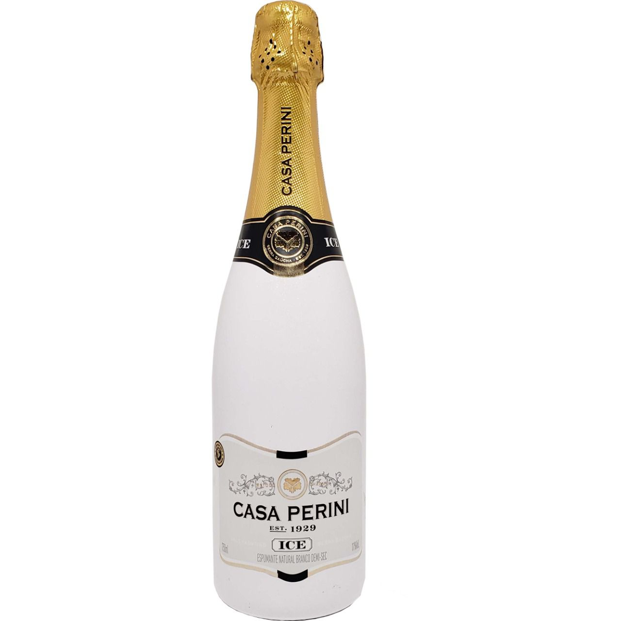 Vinho Espumante Branco Casa Perini  ICE Demi-Sec - 750ml -