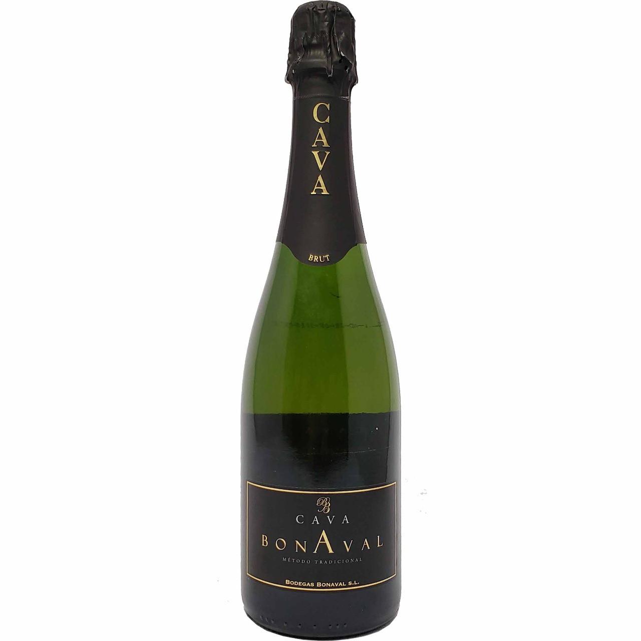 Vinho Espumante Branco Cava Bonaval Brut - 750ml -