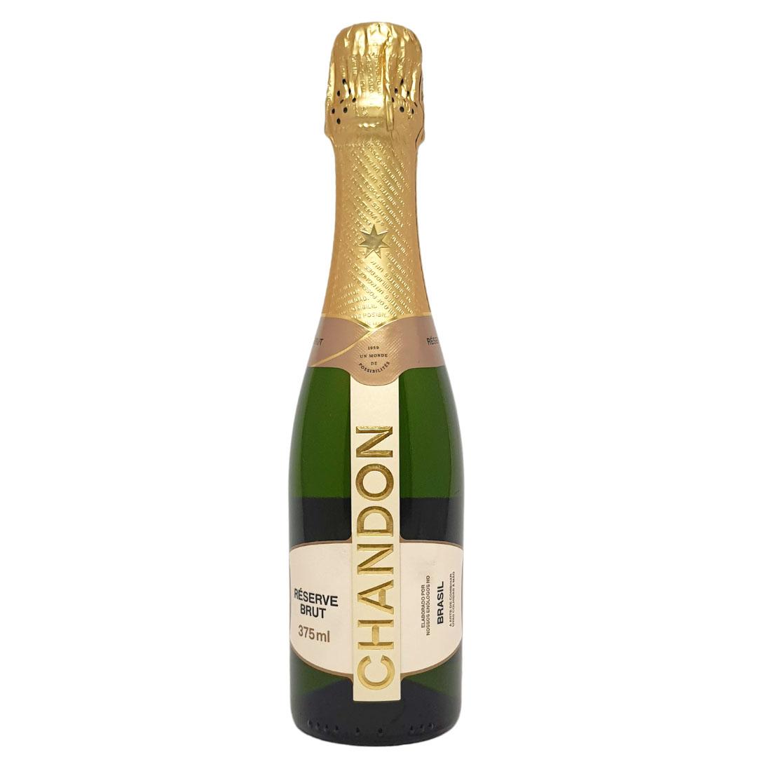 Vinho Espumante Branco Chandon Réserve Brut - 375ml -