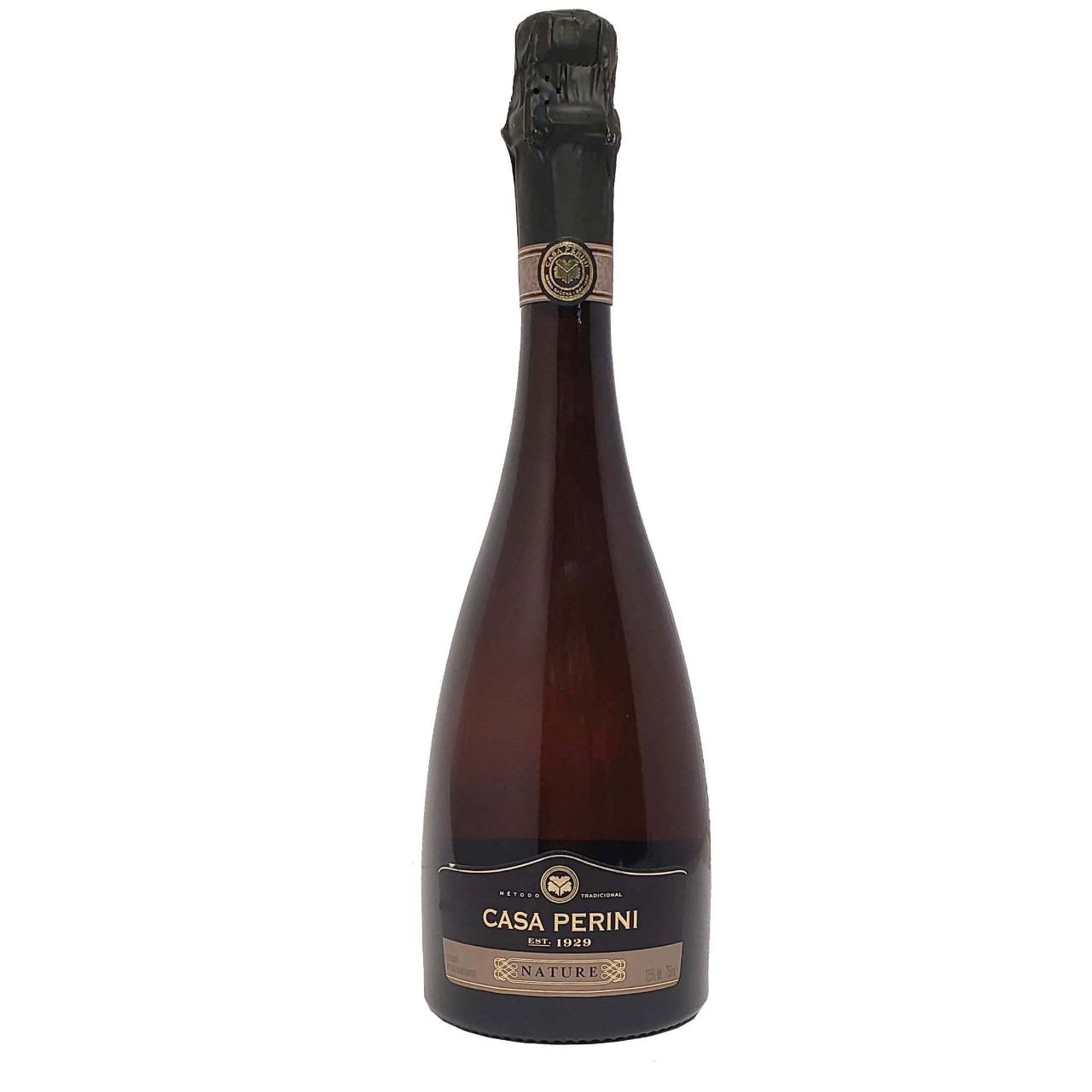 Vinho Espumante Branco Nature Casa Perini - 750ml -