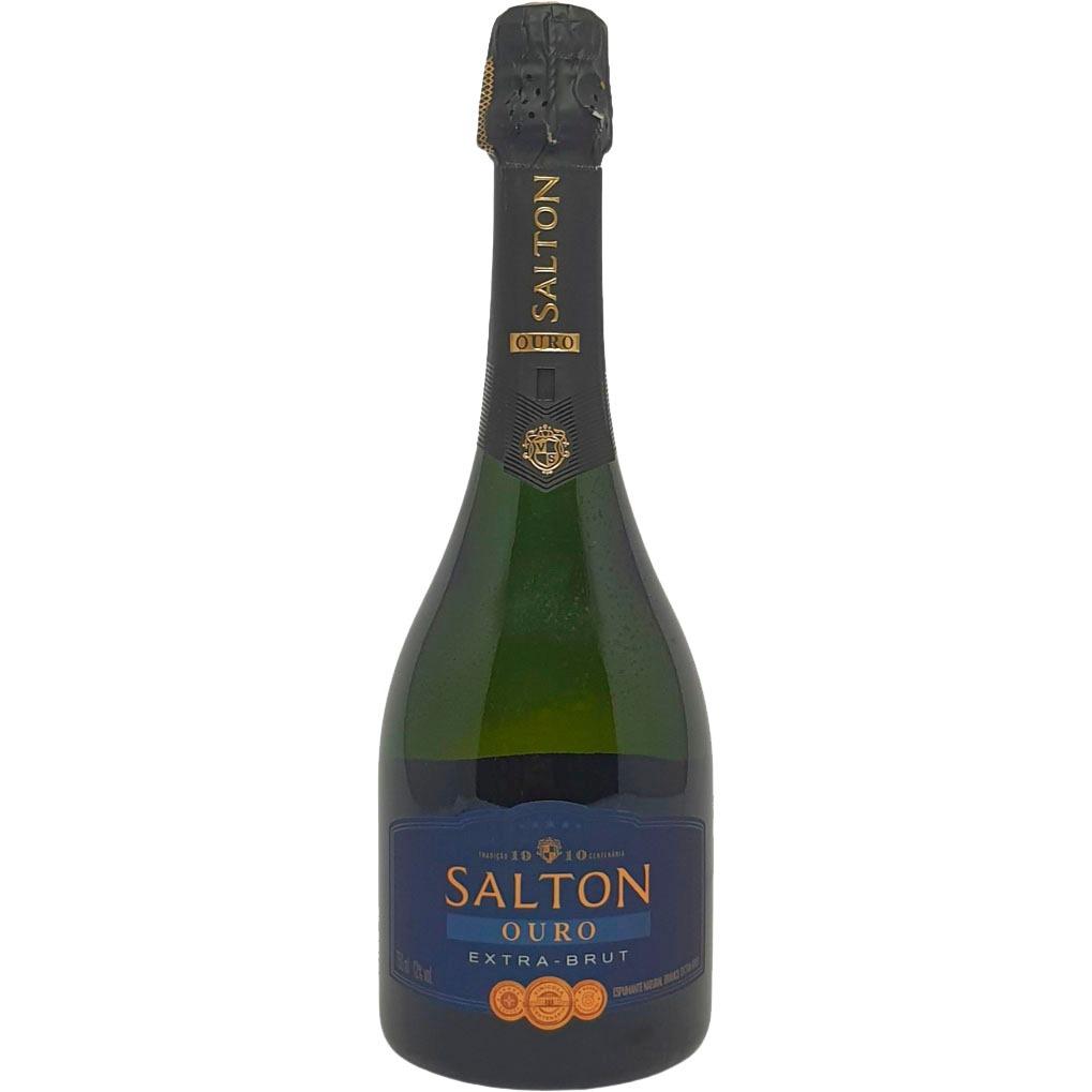Vinho Espumante Branco Salton Ouro Extra Brut - 750ml -