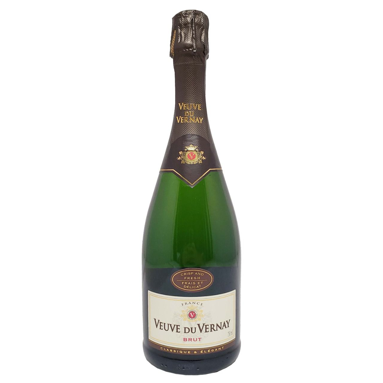 Vinho Espumante Branco Veuve Du Vernay Brut - 750ml -