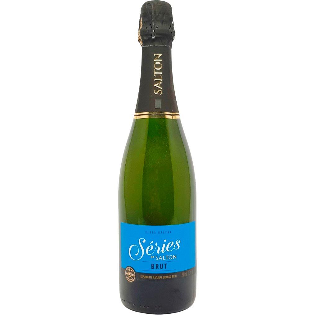 Vinho Espumante Brut Séries Salton - 750ml -