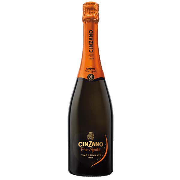 Vinho Espumante Branco Cinzano Pro-Spritz Dry - 750ml -