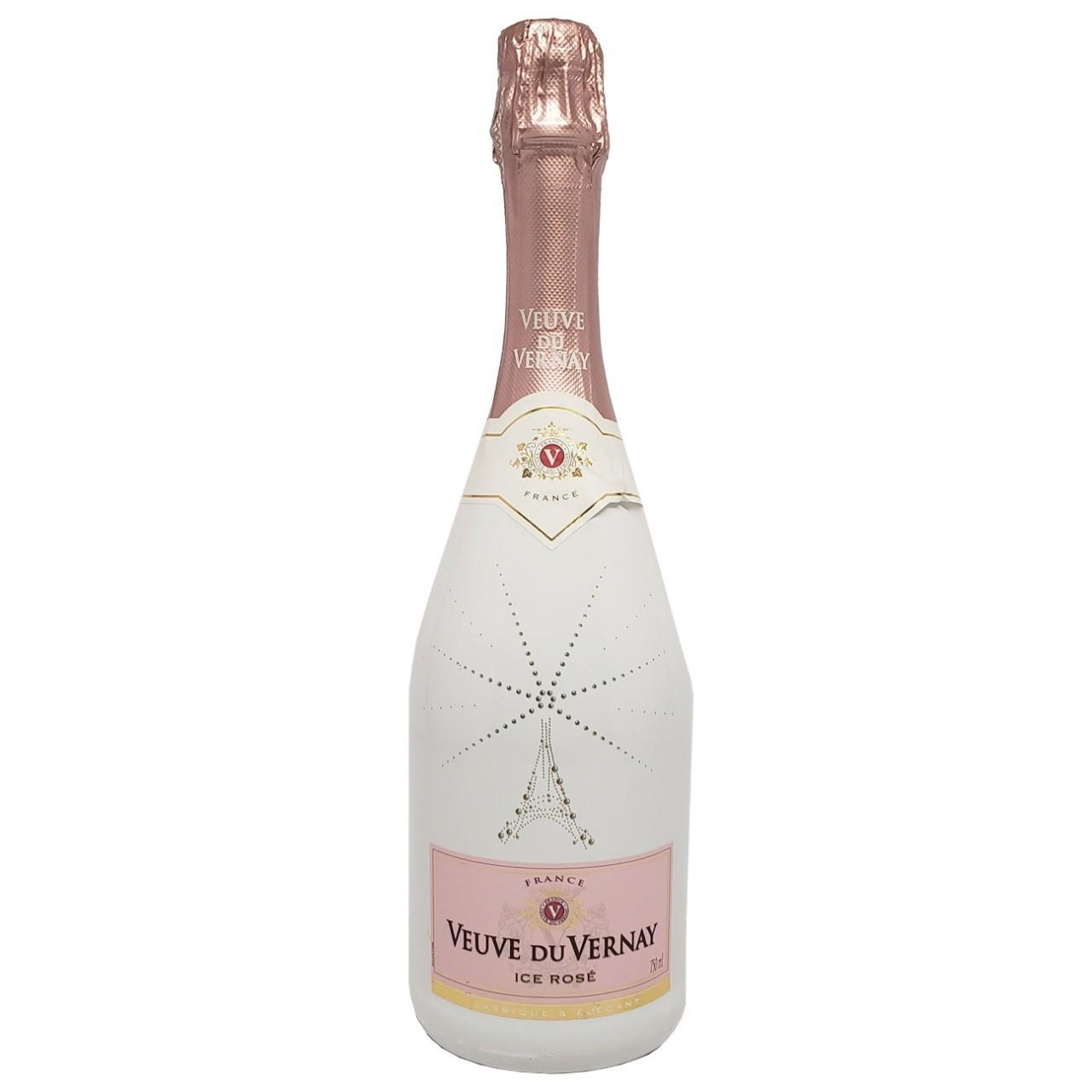 Vinho Espumante Ice Rosé Veuve Du Vernay  - 750ml -