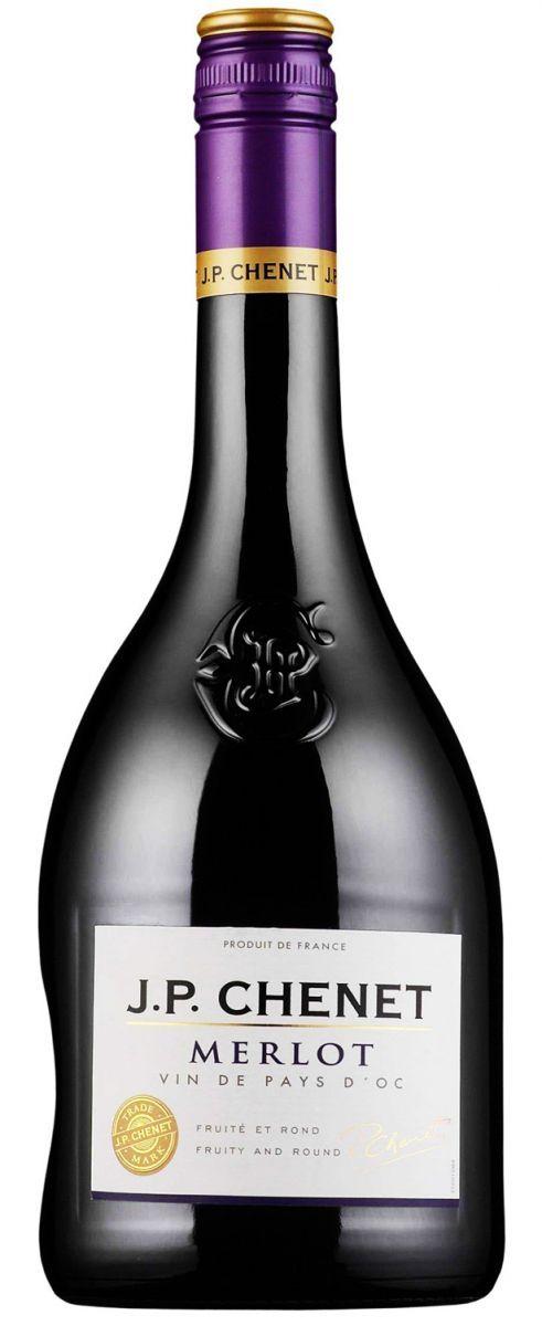 Vinho J.P. CHENET Merlot 750 ml