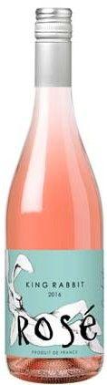 Vinho Rosé King Rabbit - 750ml -