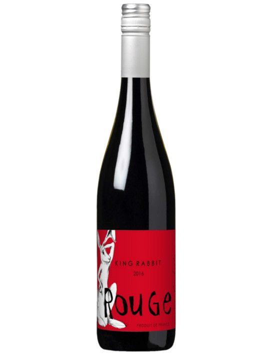 Vinho Tinto King Rabbit Rouge - 750ml -