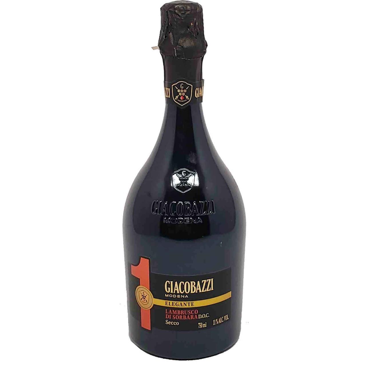 Vinho Lambrusco Tinto Giacobazzi - 750ml -