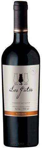 Vinho Tinto Los Gatos Reserva Cabernet Sauvignon - 750ml -