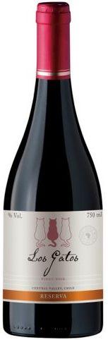 Vinho Tinto Los Gatos Reserva Pinot Noir - 750ml -