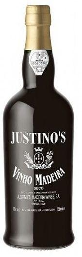 Vinho Madeira Justino's Seco Portugal - 750ml -