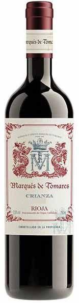 Vinho Tinto Marquez de Tomares Crianza - 750ml -
