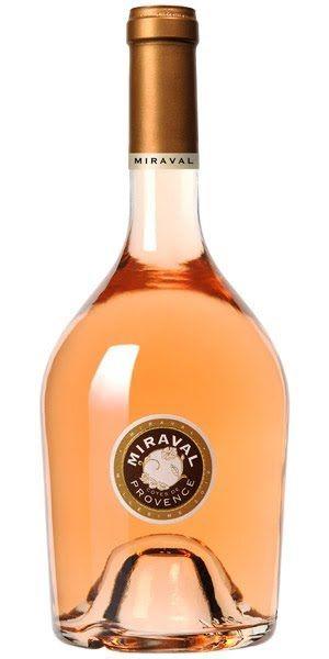 Vinho Rosé Miraval Côtes de Provence  - 750ml -