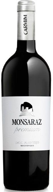 Vinho Tinto Monsaraz Premium D.O.C Alentejo - 750ml -