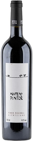 Vinho Tinto Monte do Pintor - 750ml -