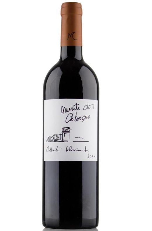 Vinho Tinto Monte dos Cabaços Colheita Selecionada - 750ml -