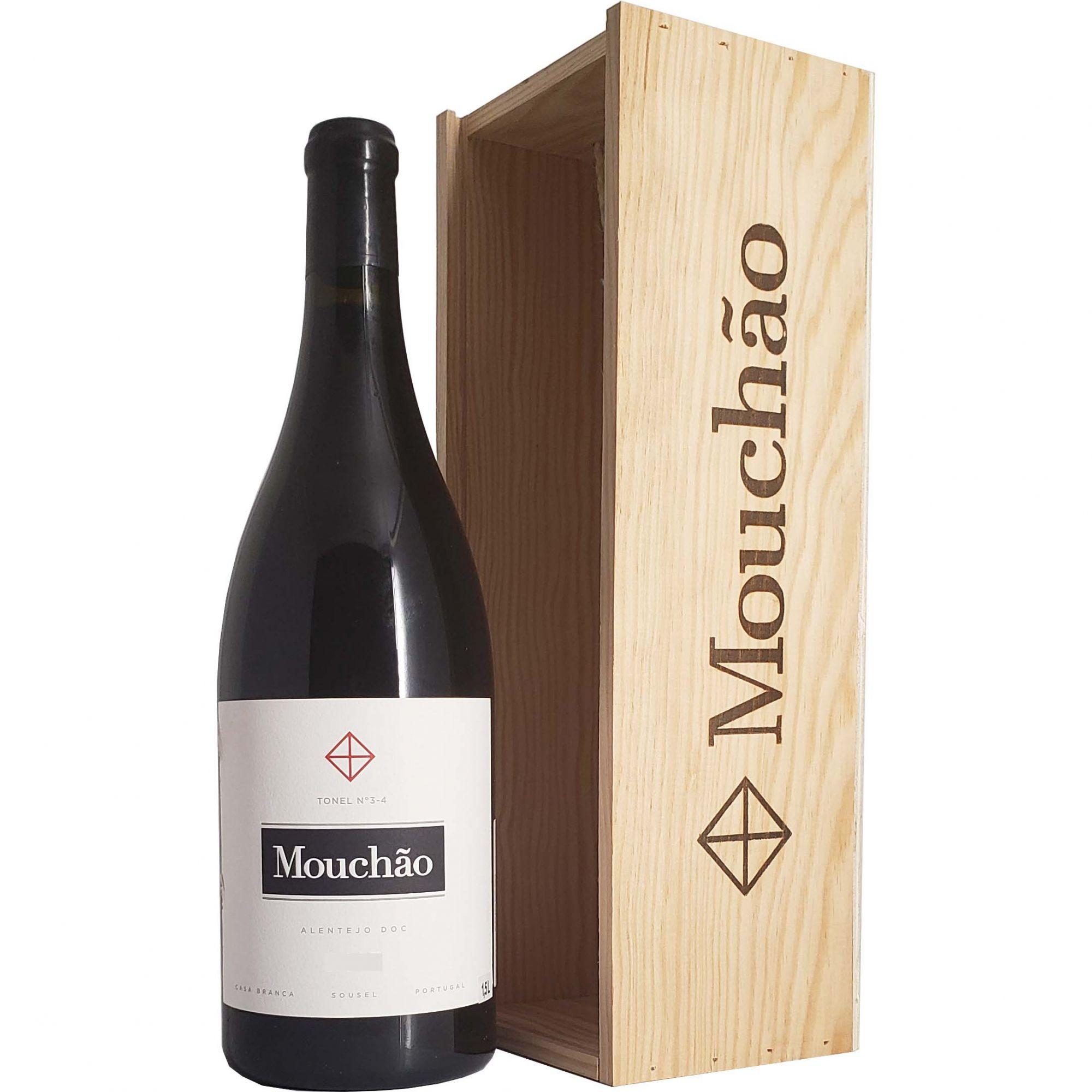 Vinho Tinto Mouchão Regional Alentejano - 1,5L -