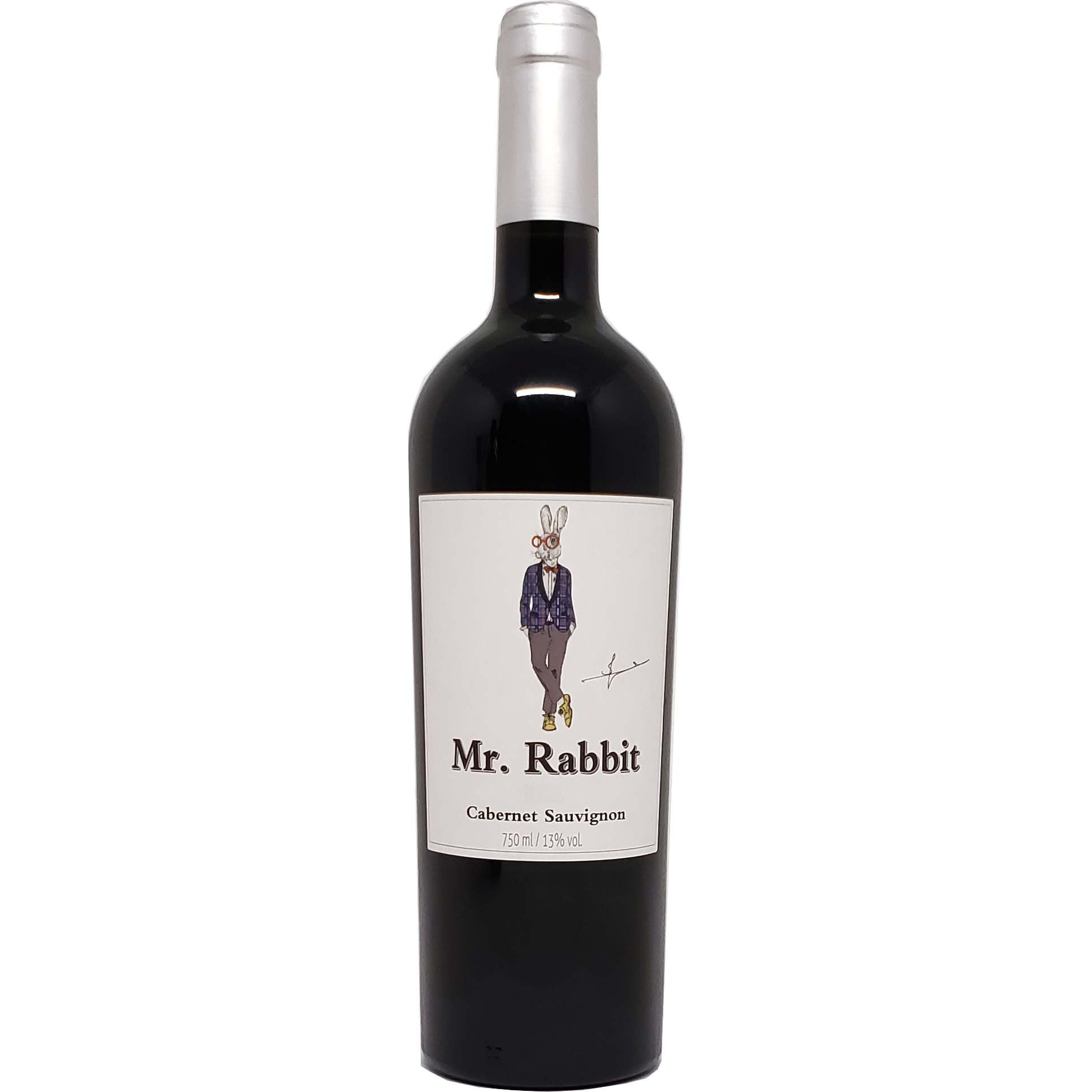 Vinho Mr. Rabbit Cabernet Sauvignon - 750ml -