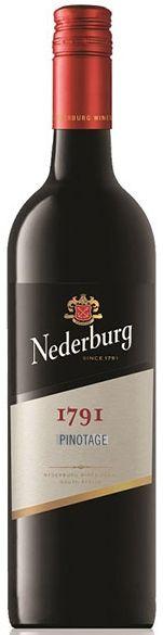 Vinho Tinto Nederburg 1791 Pinotage - 750ml -
