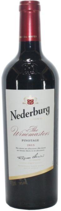 Vinho Tinto Nederburg The Winemasters Pinotage - 750ml -