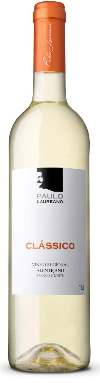 Vinho Branco Paulo Laureano Clássico Branco - 750ml -