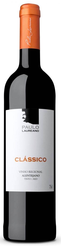Vinho Paulo Laureano Clássico Tinto 2016 Portugal 750ml