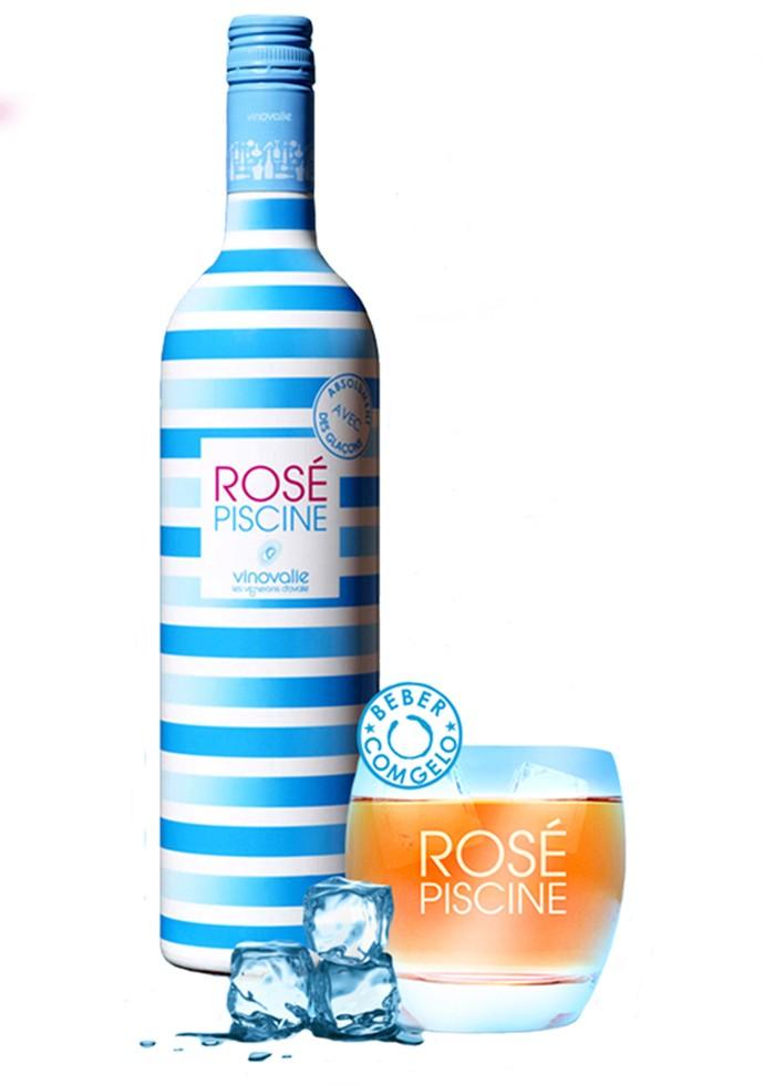 Vinho Rosé Piscine - 750ml -